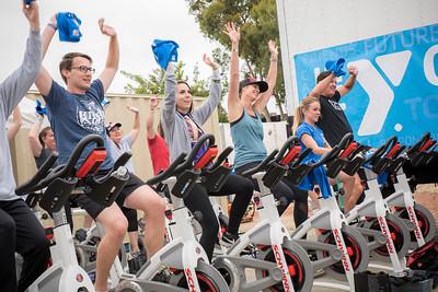 YMCA Orange County's Ride 4 Healing Event