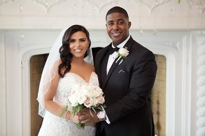 Yasmina & Richard's Wedding