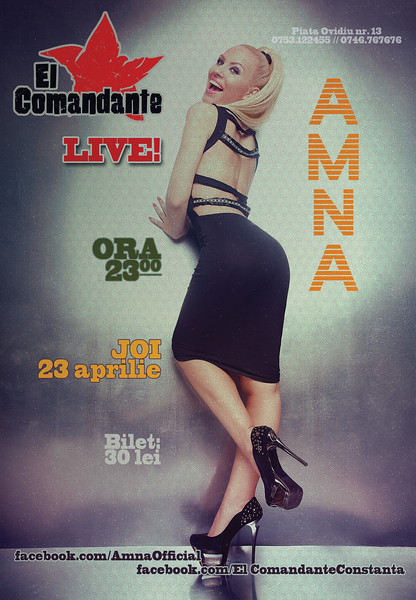Concert AMNA