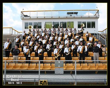 Crestview Band 2012-2013