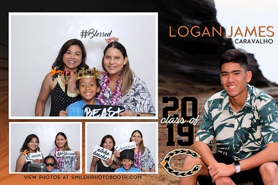 Logan's Graduation Party