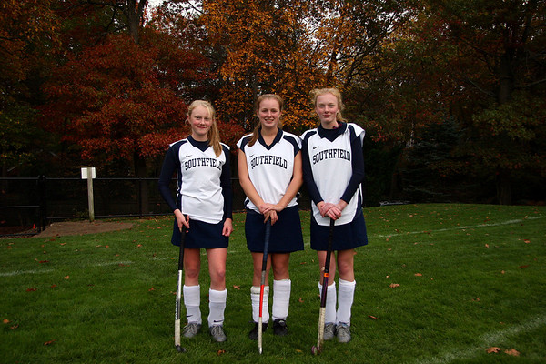 Southfield Field Hockey Team & Specialty Pictures 2007