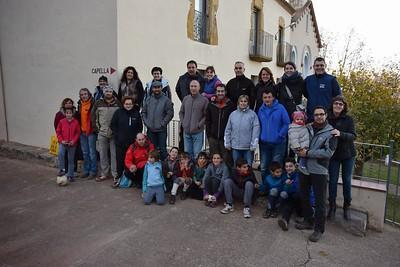 2014-12-07 La Salut - Santa Magdalena