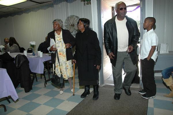 Mother Green's 77th Birthday