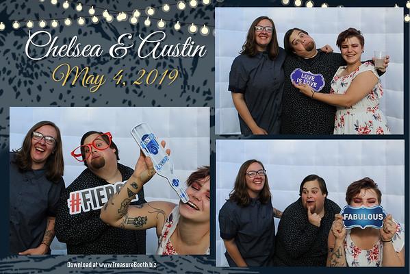 Austin & Chelsea's Wedding 5-4-19