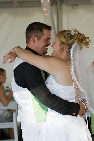 Matt & Jenna's Wedding Reception