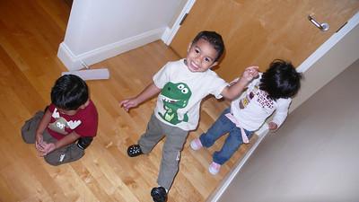 1st day of preschool 9.11.2009