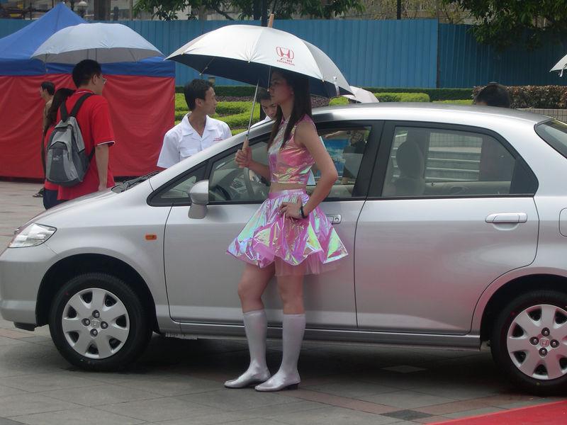 The Canton Car & Fashion Show