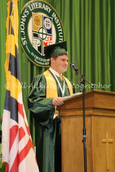 2013 St. John's Literary Institution Graduation