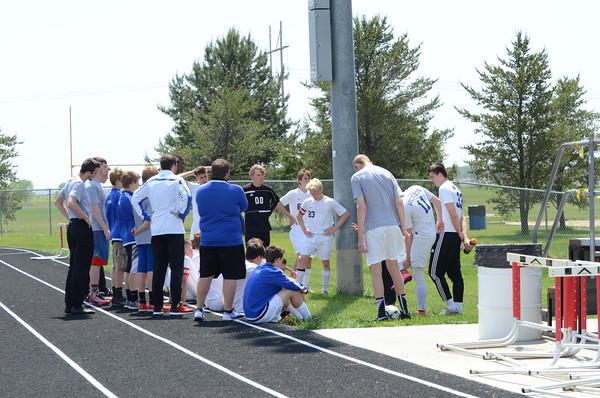 Varsity Boys Soccer vs Norfolk Catholic