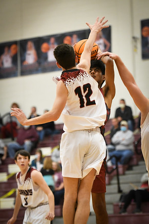SHS Basketball 20-21