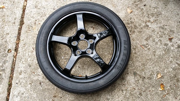 CTS Spare Tire