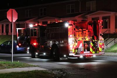 Automatic Fire Alarm - Cumberland Street - November 7, 2018