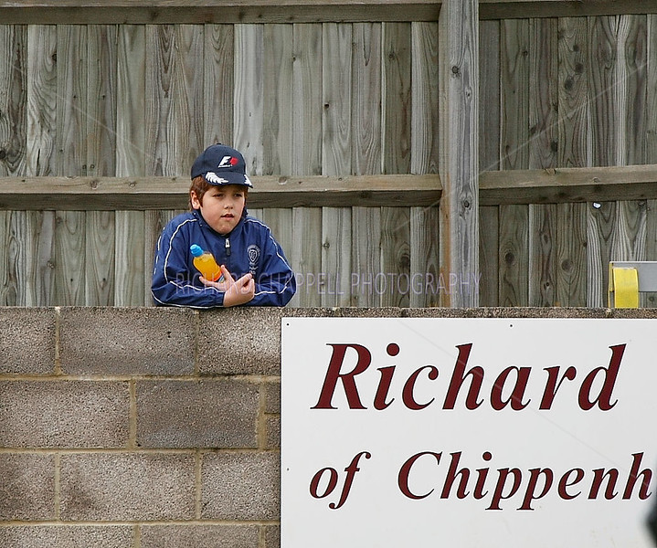 Chippenham Town V Merthyr Tydfil match pictures