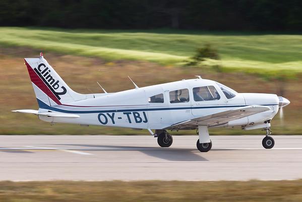 OY-TBJ - Piper PA-28R-201 Arrow III