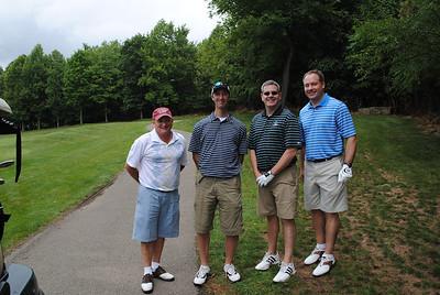 Alumni Golf Scramble 2012