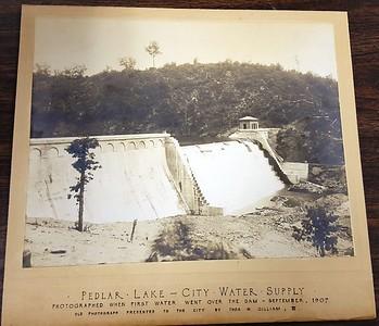 Pedlar Reservoir