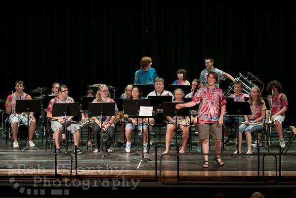South Colonie Music Camp Concert 7/29/11