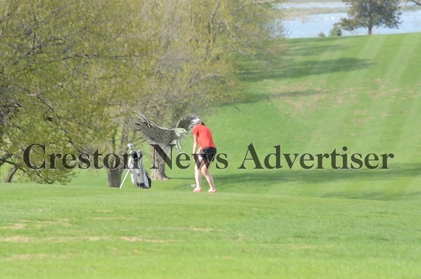 05-06 Creston-Red Oak girls golf