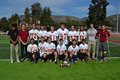LCHS 7/8 Students Compete in Turkey Bowl