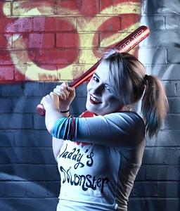 Harley Quinn featuring Aimee McCluckie