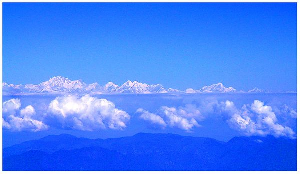 Nepal, 2001 Oct