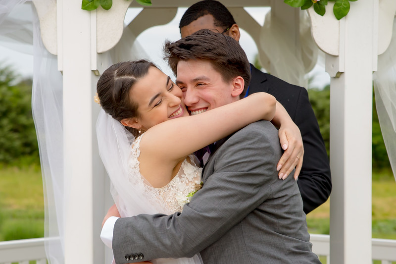 Sneak Peek of Kat and Jonathan's Wedding on 6-15-20