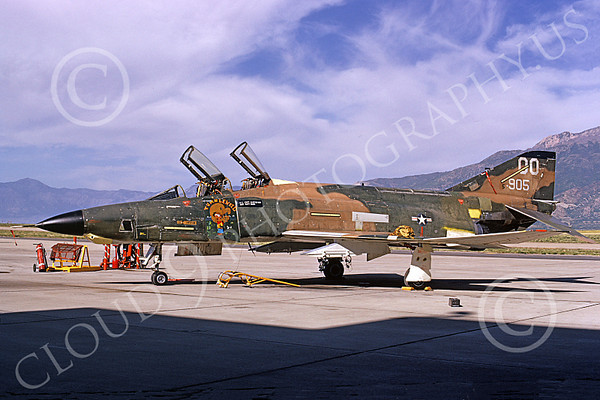 OO Tail Code: USAF Military Airplane Pictures