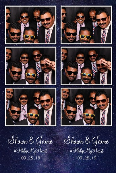 Shawn & Jaime's Wedding (09/28/19)