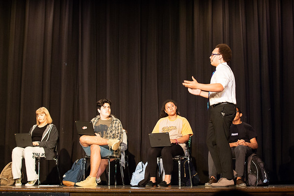 Fort Lee One Acts