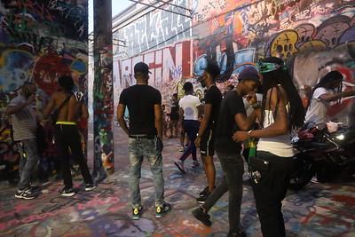 Graffti Alley