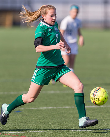 2018-04-18 | Girls MS Soccer | Central Dauphin @ Lower Dauphin