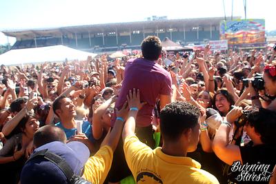 Simple Plan @ Pomona Fairplex (Pomona, CA); 7/01/11