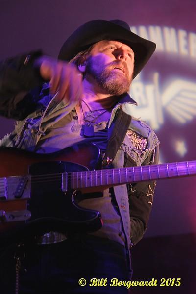 Jason McCoy - Road Hammers - Rainmaker Rodeo 2015 0881