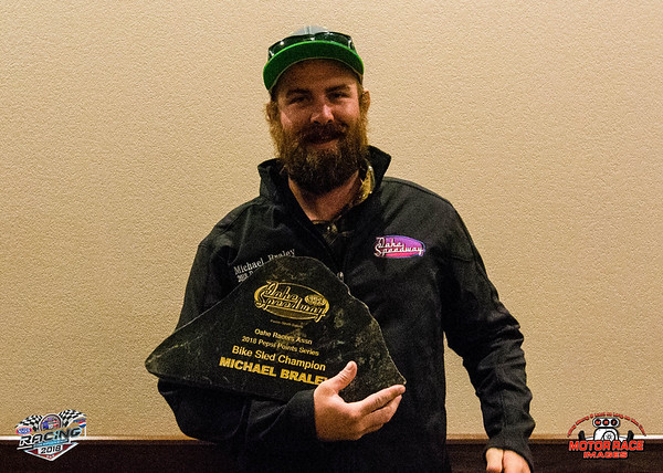 2018 Oahe Speedway Champions Awards