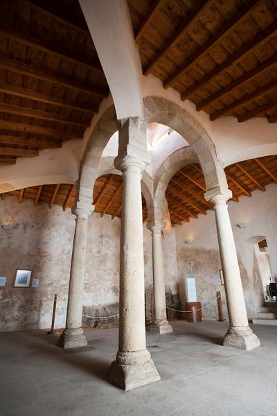 Synagogue of the town of Valencia de Alcantara, province of Caceres, autonomous community of Extremadura, southwestern Spain