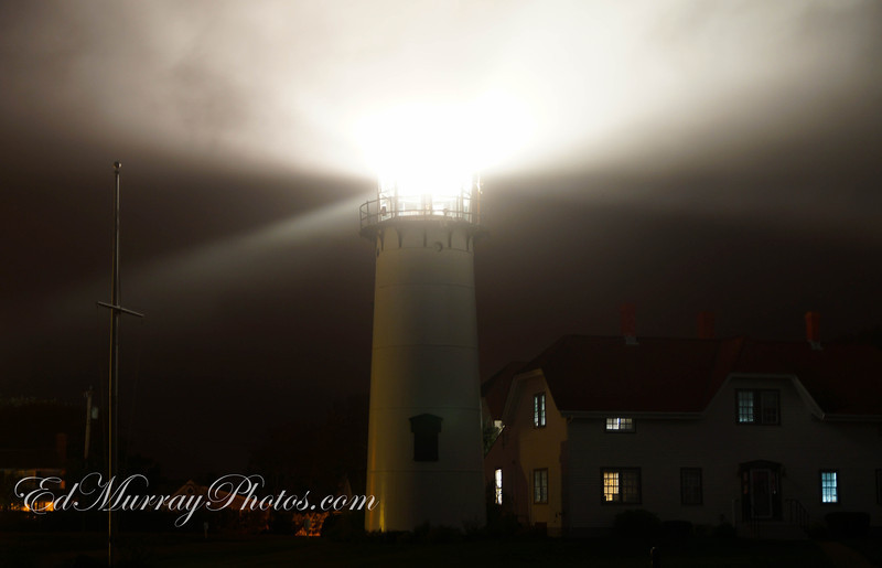 For Firefly: This is Chatham Light in Chatham, MA. - It was a foggy night and made for an intersting image. I have a couple of more shots of this light house and beach that I'll post over the next few days. (Critiques welcomed!)