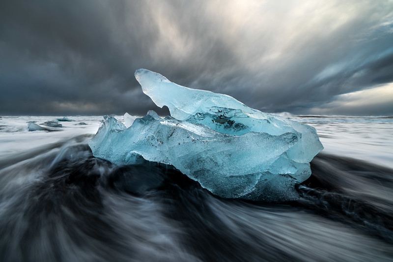 Ice Beach 2 Diamond Iceland Landscape Seascape Photography.jpg