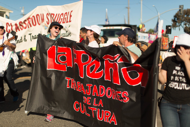 20170501 - 974C6606 -May Day March for Migrant and Worker Rights • Oakland - photographed by Sam Breach 2017 - 2048 short edge.jpg