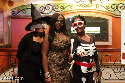 2015 Capital Jazz Supercruise Halloween Costume Party