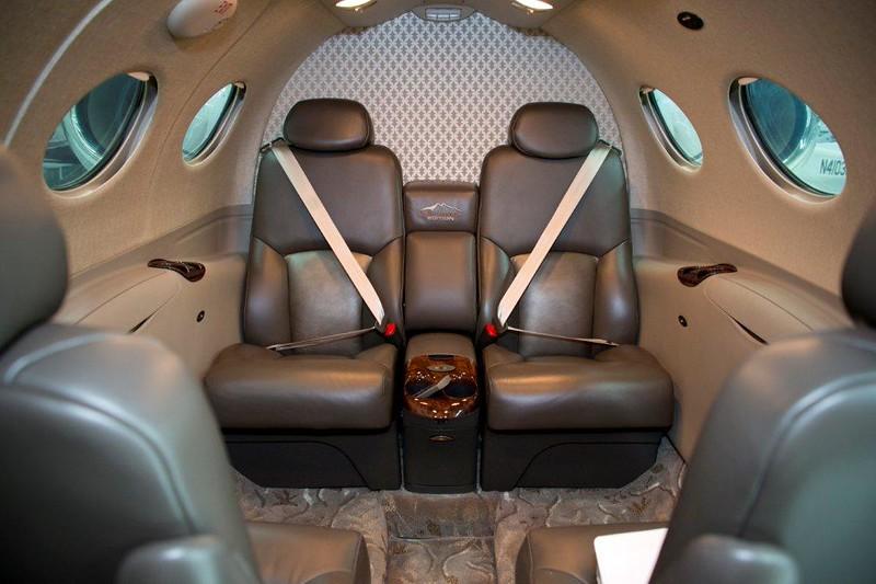 High Sierra interior option