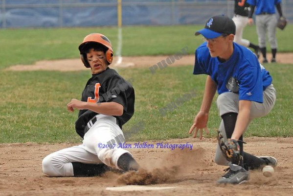 Freshman - Ionia vs Jackson - April 19