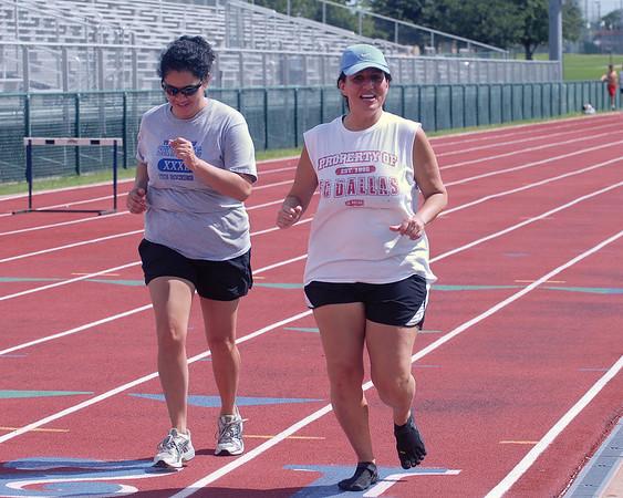 Allen Track Summer 2010