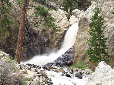 Boulder Canyon / Falls