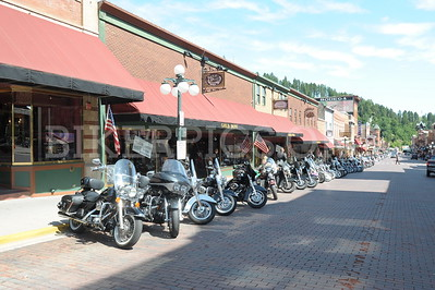 DEADWOOD AND THE LEGENDS RIDE 2009