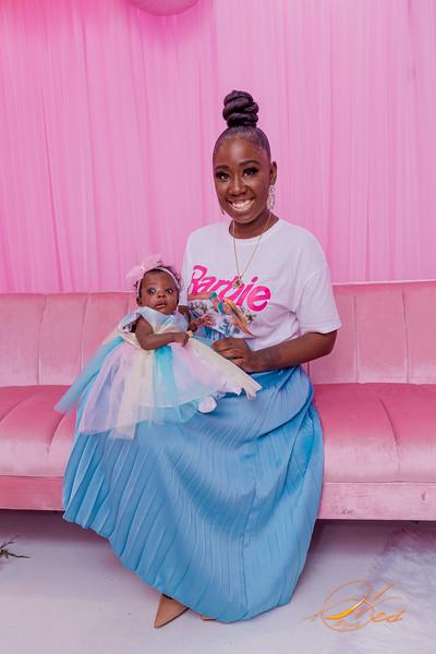 WELCOMING BABY SAVANNAH