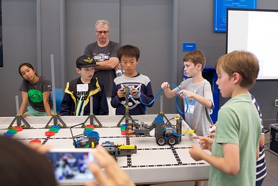 Elementary/Junior High Robotics Competition - May 18