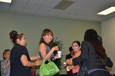 Cerritos Center - Laura Evans August 2013
