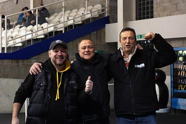 Solway Sharks V's Blackburn Hawks 10-11-12