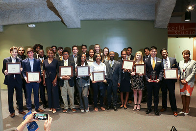 Youth Commission awards - May 15, 2019